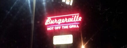 Burgerville is one of US (West).