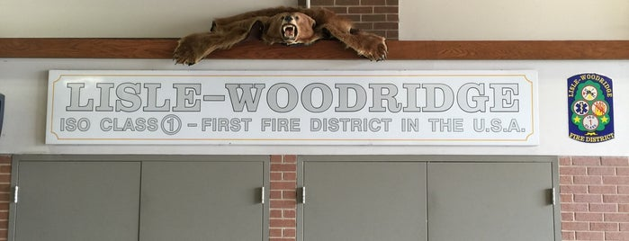 LWFD station 1 is one of favorites 1.