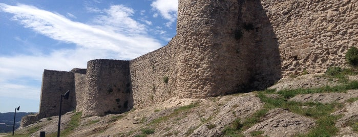 Castell De Claramunt is one of Castillos cataluña.
