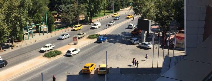 Sankopark Alışveriş Merkezi is one of Orte, die Onder gefallen.
