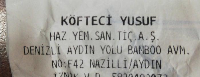 Köfteci Yusuf is one of Locais curtidos por Hakan.