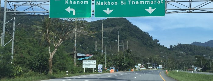 Nakhon si thammarat is one of Lugares favoritos de Andrew.