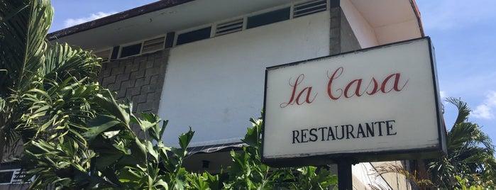 """Restaurante Paladar """"La Casa"""" is one of La Habana."""