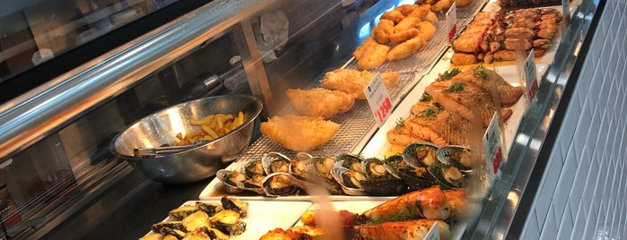 Nicholas Seafood Traders is one of Sydney.