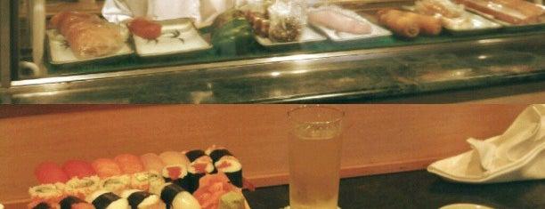 Matsu Japanese Restaurant is one of สถานที่ที่ Nadya ถูกใจ.