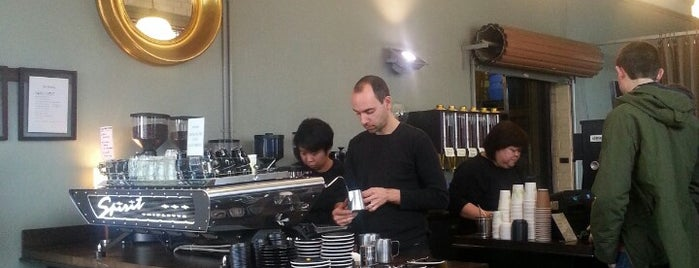 Coffee Alchemy is one of Sydney for coffee-loving design nerds.