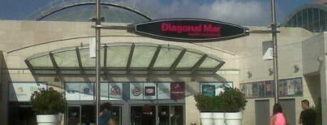 Diagonal Mar is one of Favourite Stores.