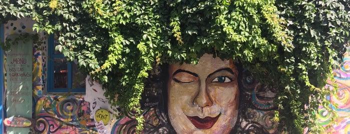 Göz Kırpan Kız is one of bozcaada.