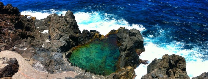 Charco La Laja is one of Islas Canarias: Tenerife.