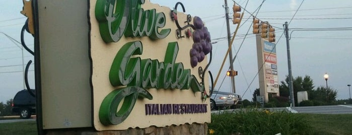 Olive Garden is one of Posti che sono piaciuti a Lisa.