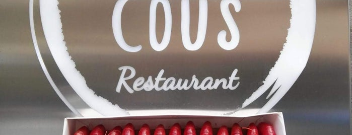 Cous-Cous Restaurant is one of Milano.