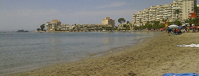 El Pedruchillo is one of Playas de España: Murcia.