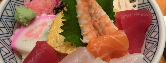 Tsukiji Tama Sushi is one of Shinagawa・Sengakuji.