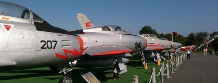 Havacılık Müzesi is one of istanbul gezi listesi.