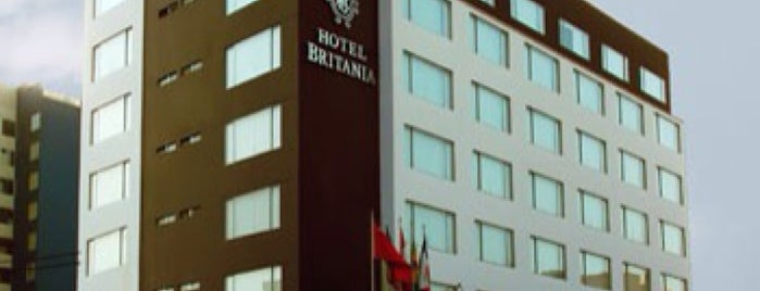 Hotel Britania is one of Ambiente por le Mundo.