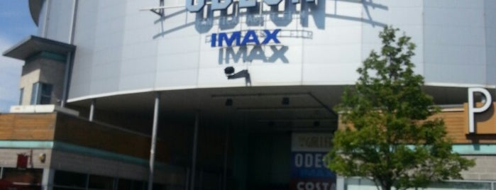 Odeon is one of London.