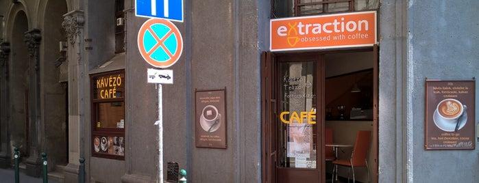Extraction - obsessed with coffee is one of Nikoletta'nın Kaydettiği Mekanlar.
