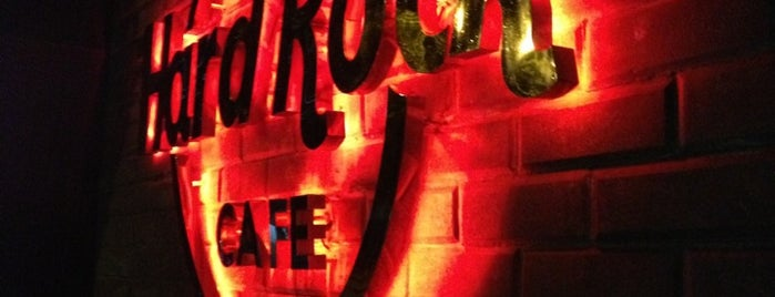 Hard Rock Cafe Bali is one of Bali.