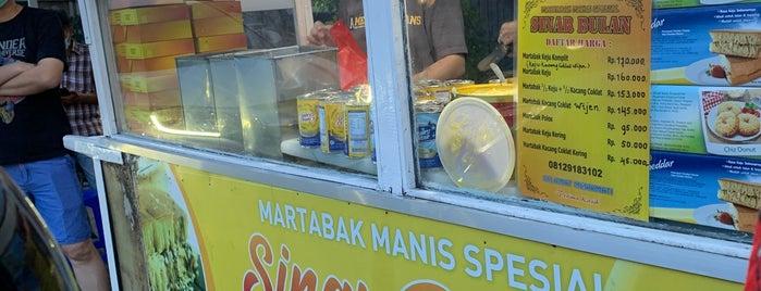 Martabak Sinar Bulan is one of Jakarta.