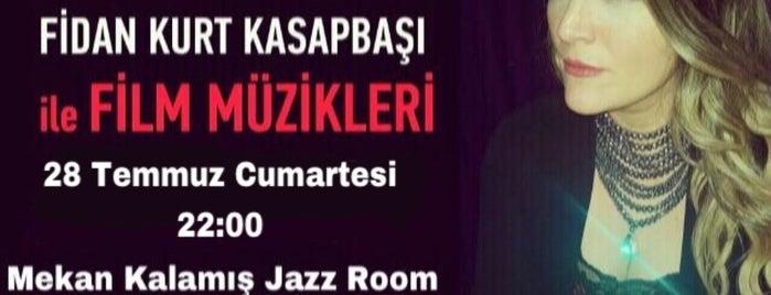 Jazz Room is one of Kadıköy jazz.