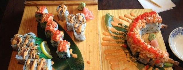 Sakura Island is one of My Waterloo Lunch Choices..