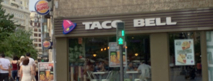 Taco Bell is one of Mustafaさんのお気に入りスポット.