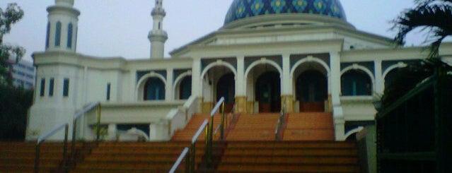 Masjid Al-Bina is one of Jakarta. Indonesia.