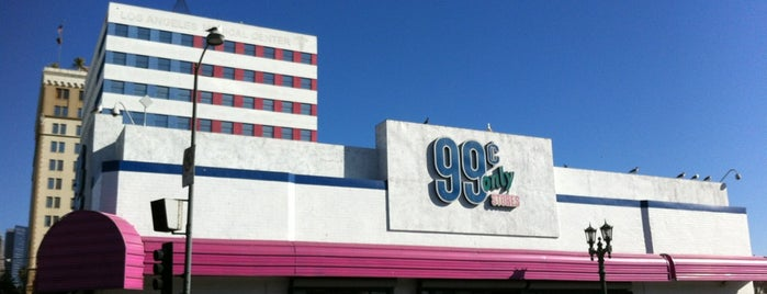 99 Cents Only Stores is one of All Places.