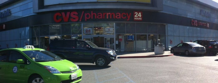 CVS pharmacy is one of Locais curtidos por Samah.