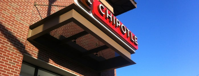Chipotle Mexican Grill is one of Neighborhood regular places.
