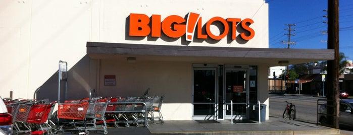 Big Lots is one of Meg : понравившиеся места.