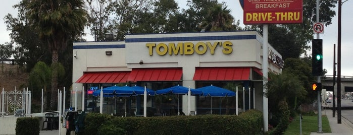 Tomboy's Famous Chiliburgers is one of Orte, die Tyrone gefallen.