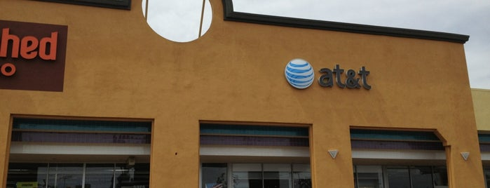 AT&T is one of Velma's Liked Places.