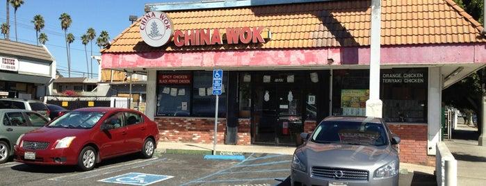 China Wok is one of Tracy'ın Beğendiği Mekanlar.