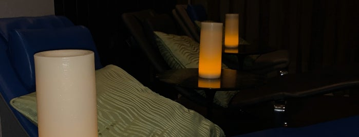 Heveanly Spa by Westin is one of Tempat yang Disimpan Queen.