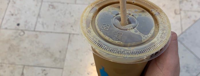 Blue Bottle Coffee is one of Boston.