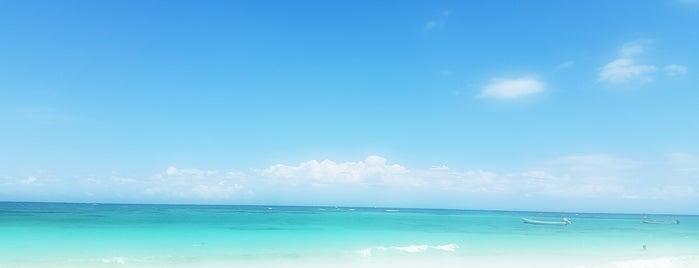 Playa Xpu-Ha is one of Tulum.