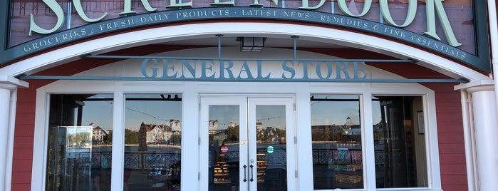Screen Door General Store is one of Lindsaye'nin Beğendiği Mekanlar.