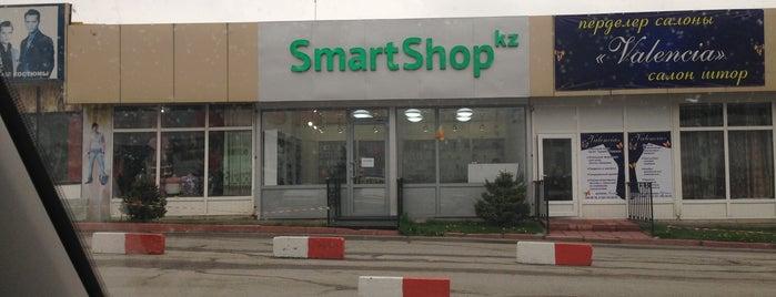 SmartShop.kz is one of Orte, die Alima gefallen.