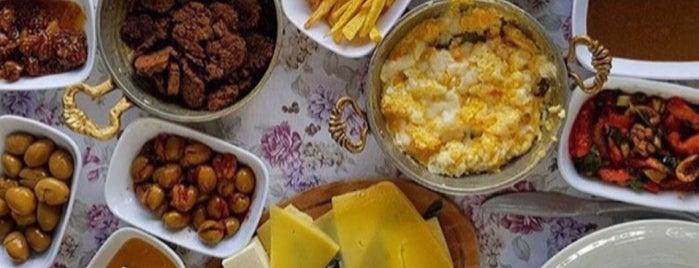 Yavuz Star Harası is one of Kahvaltı.