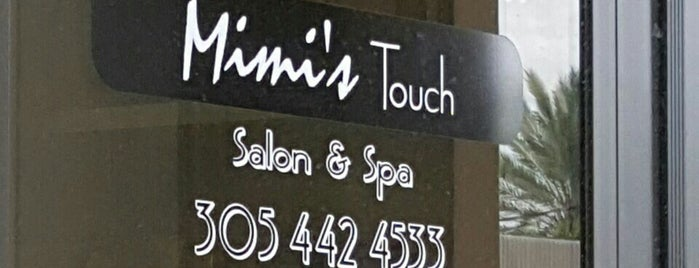 Mimi's Touch is one of Florida.