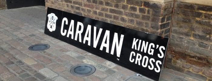 Caravan King's Cross is one of Hi, London!.
