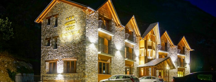 Hotel Restaurante Casa Chuldian is one of Varios.
