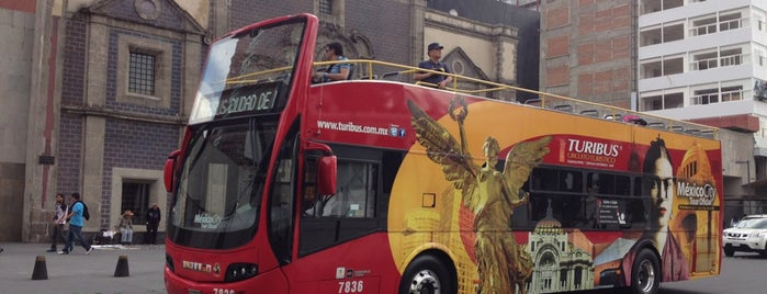 Turibus reforma 222 is one of Chilango25 님이 좋아한 장소.