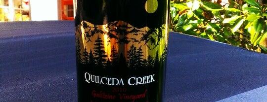 Quilceda Creek Vintners is one of Wineries & Vineyards.