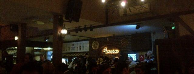 Benusen Restaurant is one of İstanbul Meyhaneleri.