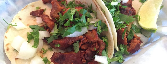 Rosita's Al Pastor is one of Austin Recs.