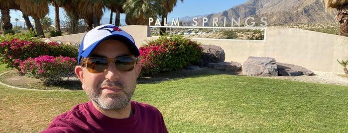 City of Palm Springs is one of Orte, die Mike gefallen.