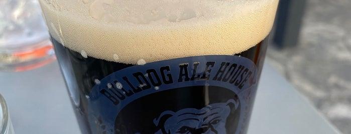 Bulldog Ale House is one of สถานที่ที่ Michelle ถูกใจ.