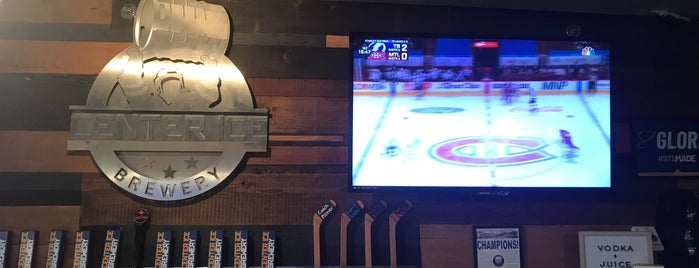 Center Ice Brewery is one of STL.